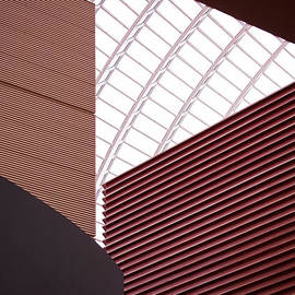 Rona Black - Kimmel Center Geometry