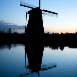 David Bowman - Kinderdijk Dawn