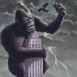 Martin Davey - King Kong Plane Swatter