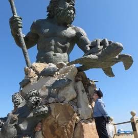 Manuel Matas - King Neptune and Me