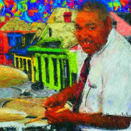 Kevin Rogerson - King of Treme