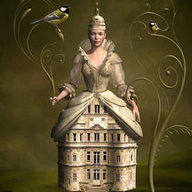 Britta Glodde - Kingdom of her own