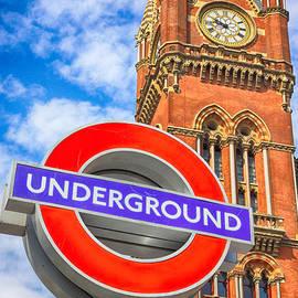 Stephen Stookey - Kings Cross Underground