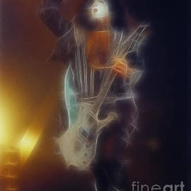 Gary Gingrich Galleries - KISS-Paul-Classic-Fractal