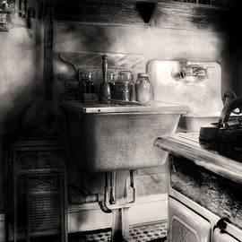 Mike Savad - Kitchen - An old Kitchen