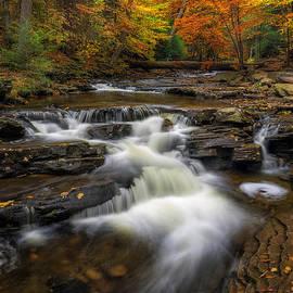 Mark Papke - Kitchen Creek Cascades