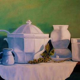 Anne Barberi - Kitchen Whites