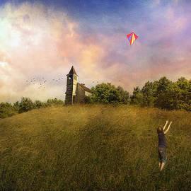John Rivera - Kite Flying