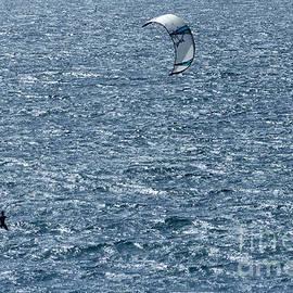 Brian Roscorla - Kite Surfing