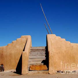 Eva Kato - Kiva at Taos Pueblo