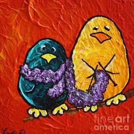 LimbBirds Whimsical Birds - Knitwit