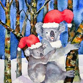 Eva Nichols - Koala Christmas