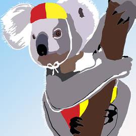Kate Farrant - Koala Lifeguard