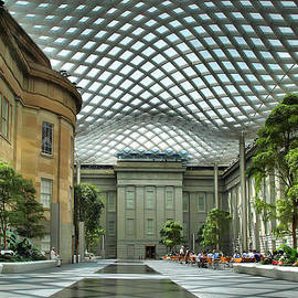 Steven Ainsworth - Kogod Courtyard II