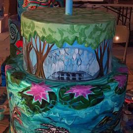 Genevieve Esson - Missouri Botanical Garden Stl250 Cakeway To The West 2