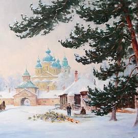 Alexander Alexandrovsky - Konevets. Winter