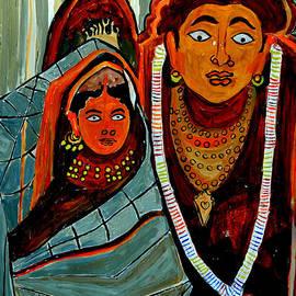 Anand Swaroop Manchiraju - Krishna and Radha