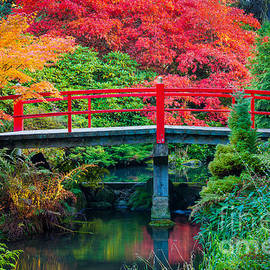 Inge Johnsson - Kubota Gardens Bridge Number 2