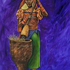 Dawn Pfeufer - Kuna Indian