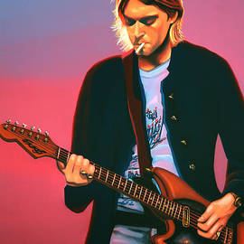 Paul Meijering - Kurt Cobain 2