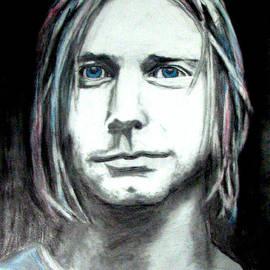 Art by Kar - Kurt Cobain