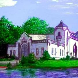 Larry E Lamb - La casa grande