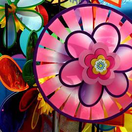 Ross Lewis - Pink Pink Pinwheel