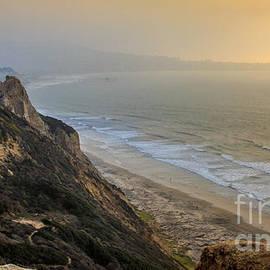 Darleen Stry - La Jolla California Coastline