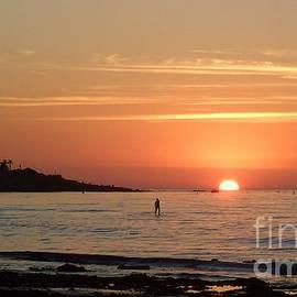 John Groeneveld - La Jolla Paddle Surfer II