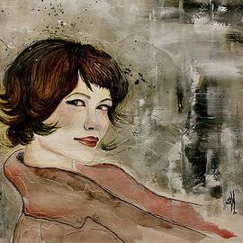 Stephanie Noblet  Miranda - La Parisienne