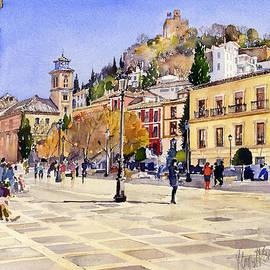Margaret Merry - La Plaza Nueva Granada