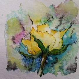 Liz Naepflin - La Rosa amarilla