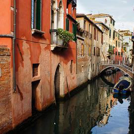 Georgia Mizuleva - La Serenissima - the Most Serene - Venice Italy