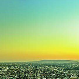 Art K - LA Winter Sunset