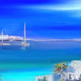 Alexis  - La91- Greek Island 705ba