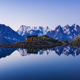 Mircea Costina Photography - Lac Blanc Panorama