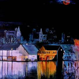 Rick Todaro - Lac  Brome   Nightscape