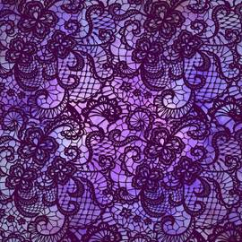 Lilia D - Lace -5 - purple