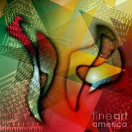 Iris Gelbart - Lace shapes