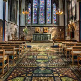 Ian Mitchell - Lady Chapel Vertorama