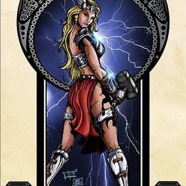 Matt James - Lady Thor