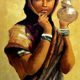 Farah Faizal - Lady with the Pot