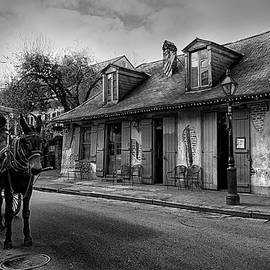 Cathy Smart - Lafittes Blacksmith Shop New Orleans