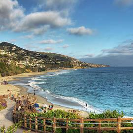 Eddie Yerkish - Laguna Beach Shoreline