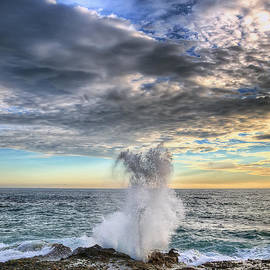 Eddie Yerkish - Laguna Beach Wave Crash