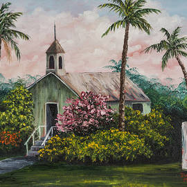 Darice Machel McGuire - Lahuiokalani Chapel