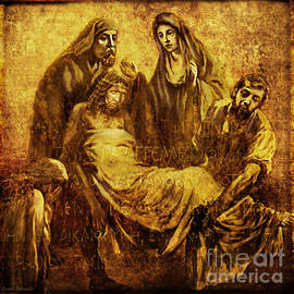 Lianne Schneider - Laid_in_the_Tomb Via Dolorosa 14