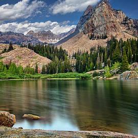 Kevin Rowe - Lake Blanche Utah