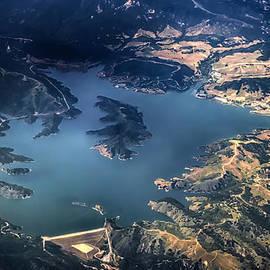 David Millenheft - Lake Casitas Aerial View