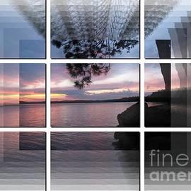 Robert Burns - Lake Catchacoma Sunset 3